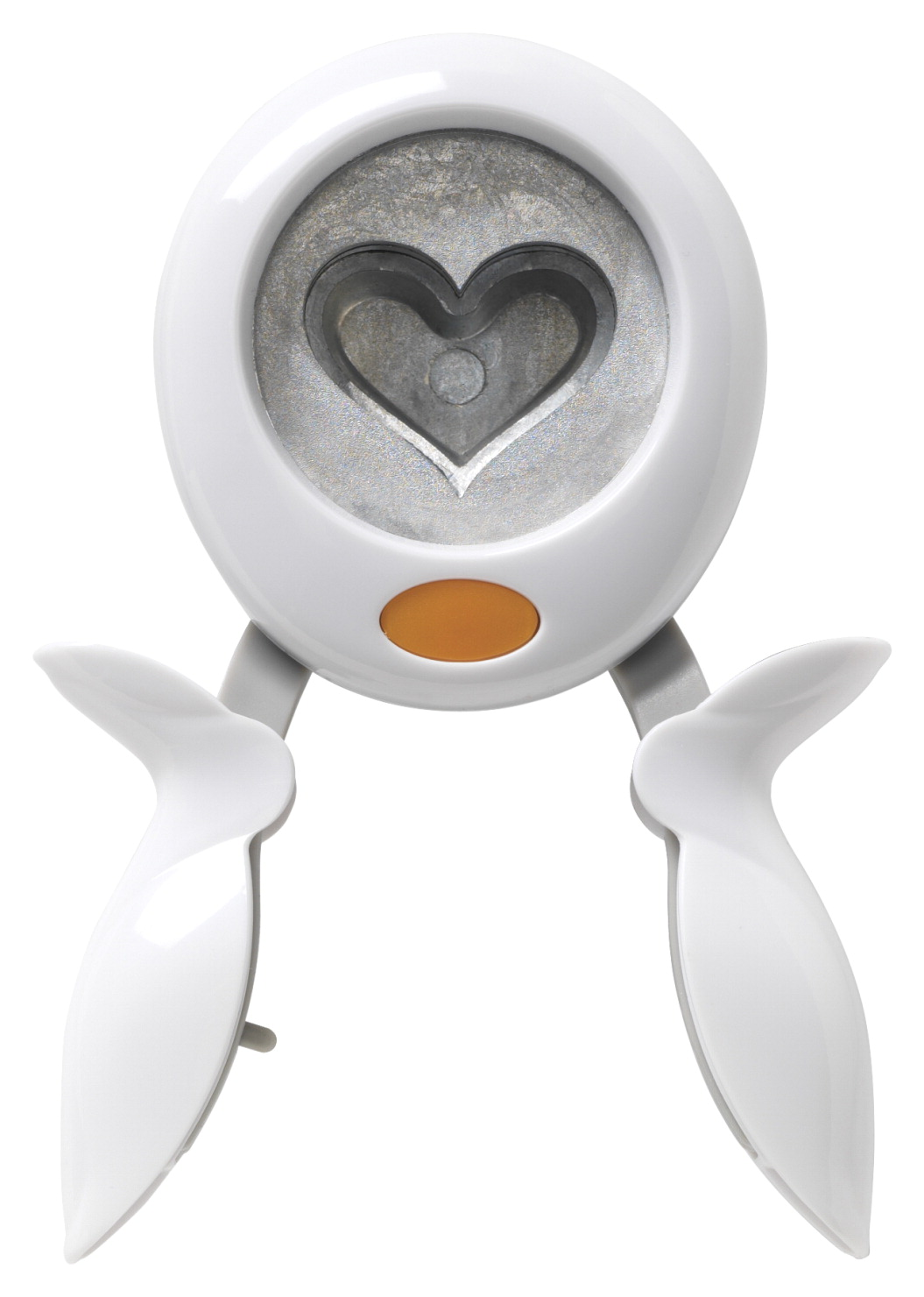 Fiskars That's Amore Squeeze Punch, Extra-Large, 2 in