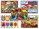 Early Childhood Chunky Puzzles, Item Number 091291