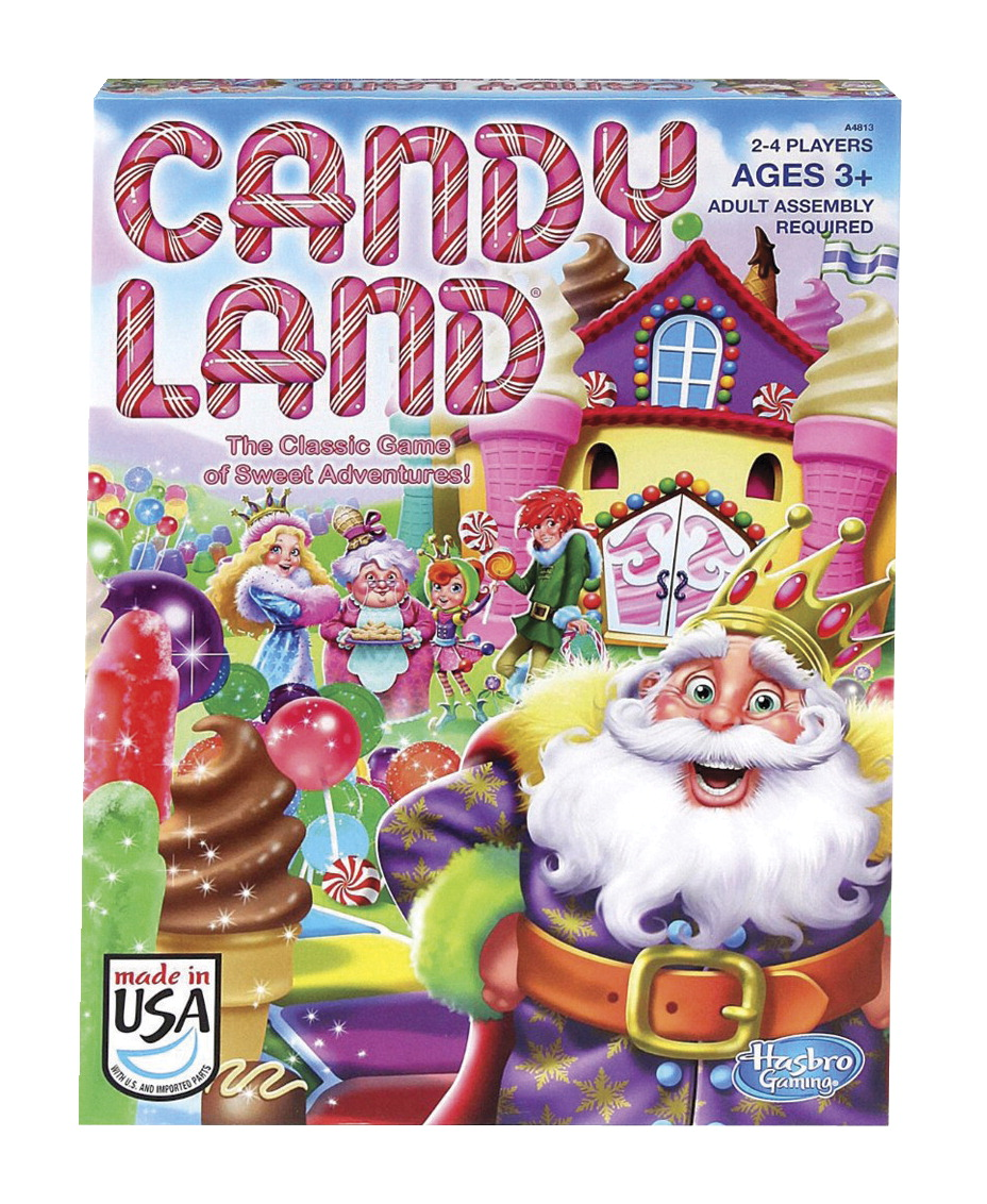Hasbro Candy Land, Classic Board Game