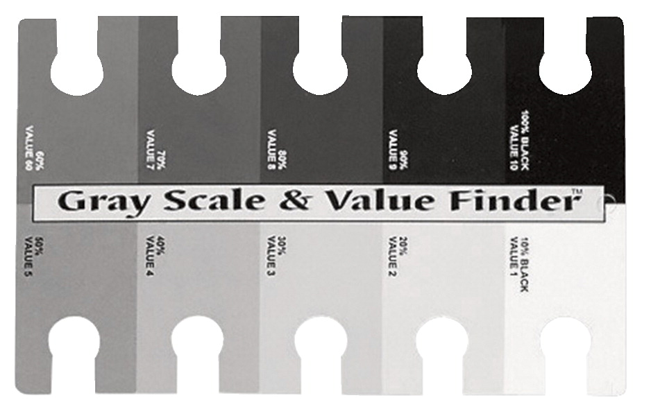 color wheel gray scale black white soar life products