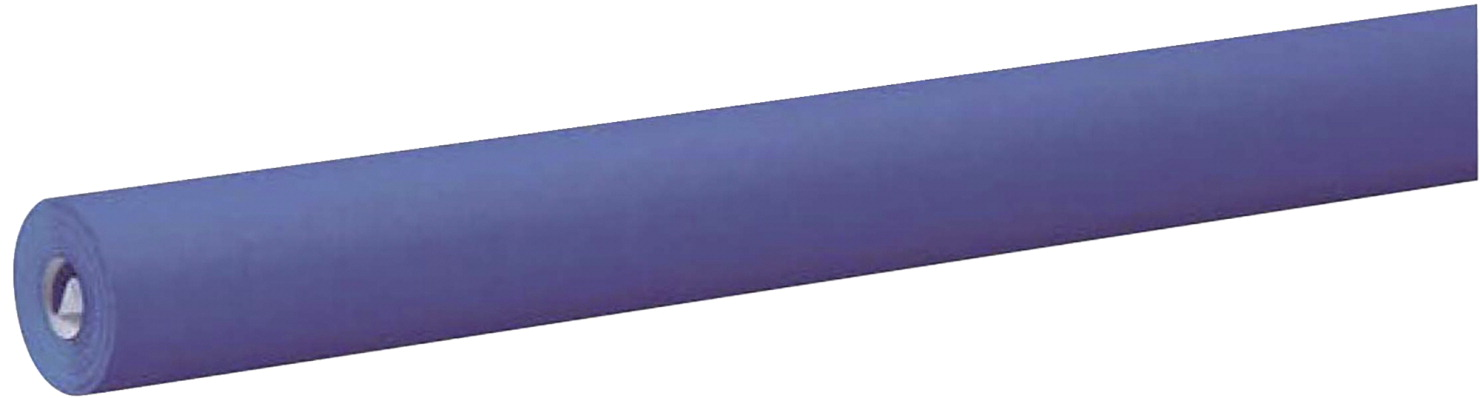 Fadeless Paper Roll, Royal Blue, 24 Inches x 60 Feet
