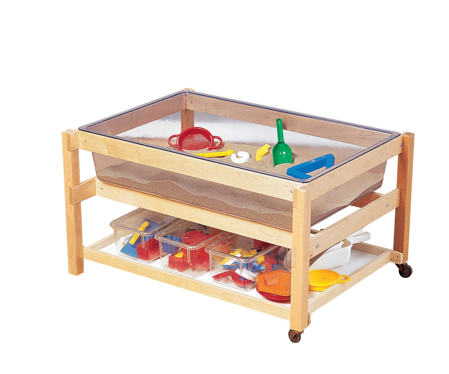 Childcraft Sand And Water Activity Table School Specialty Canada