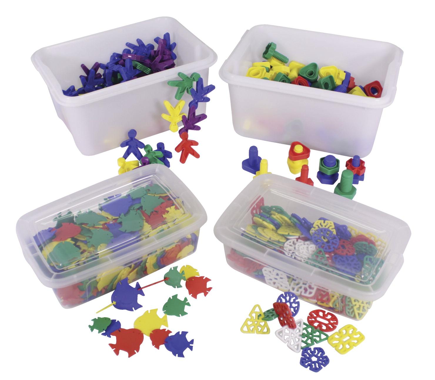 Preschool Manipulative Toys : Manipulative set classroom direct
