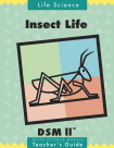 Delta Science Module DSM-2 Insect Life Paperback Teacher's Guide, Grade K - 8, 11 in H X 9 in W