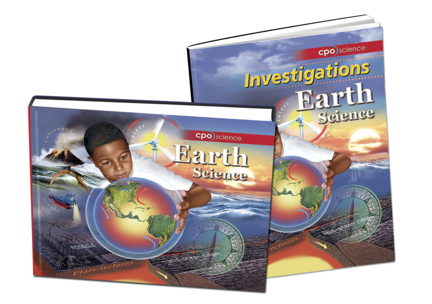 CPO Science Middle School Earth Science Student Book Set