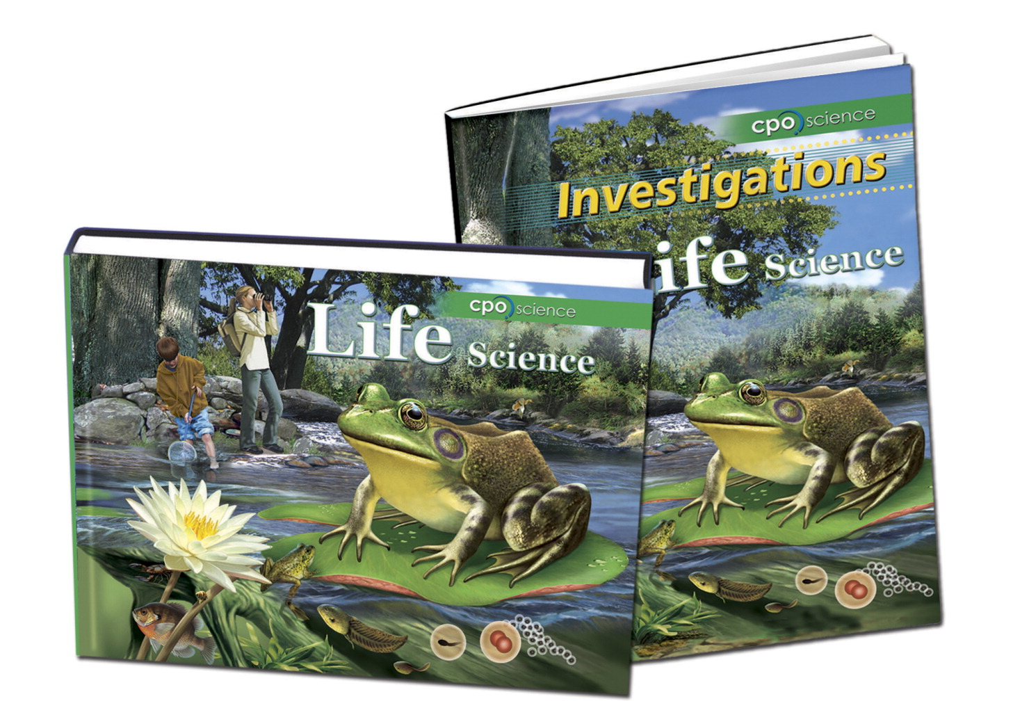 CPO Science Middle School Life Science Student Book Set