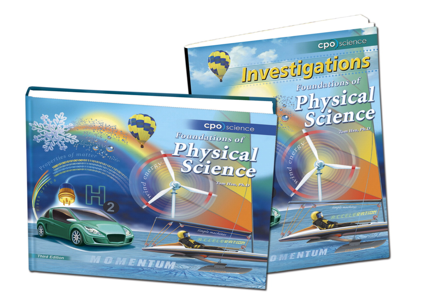 CPO Science Foundations of Physical Science 3rd Edition Student Book Set