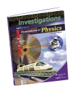 CPO Science Foundations of Physics 2nd Edition Softcover Investigation Manual, 254 Pages