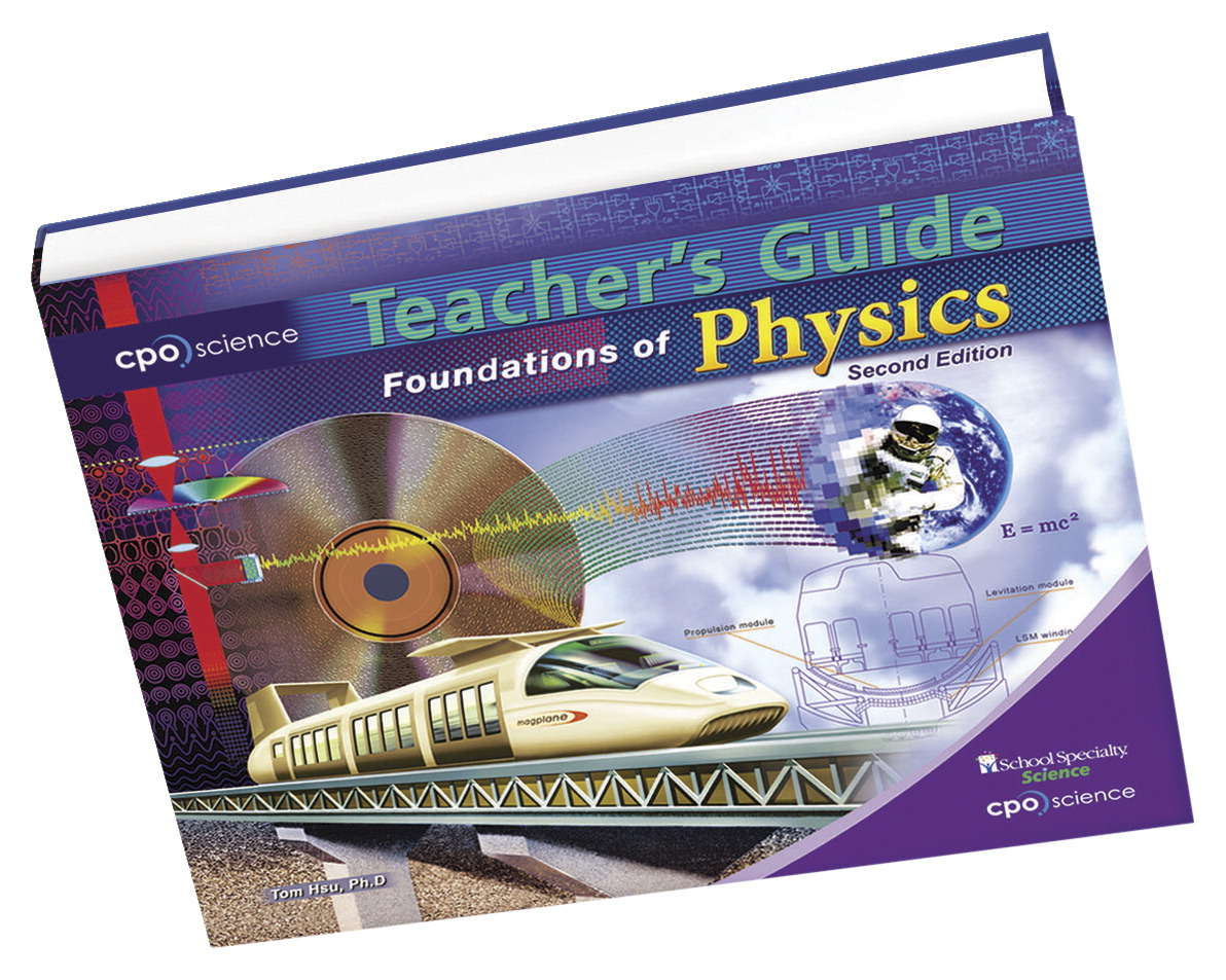 CPO Science Foundations of Physics Teacher's Guide