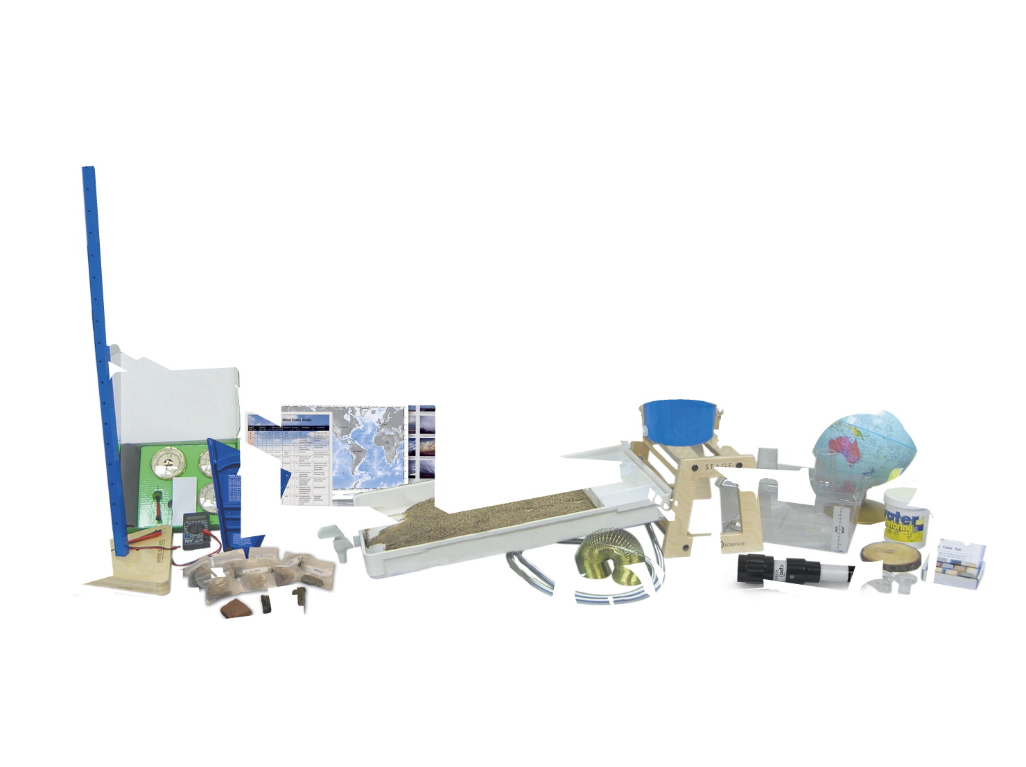 CPO Science Middle School Earth Science Equipment Kit