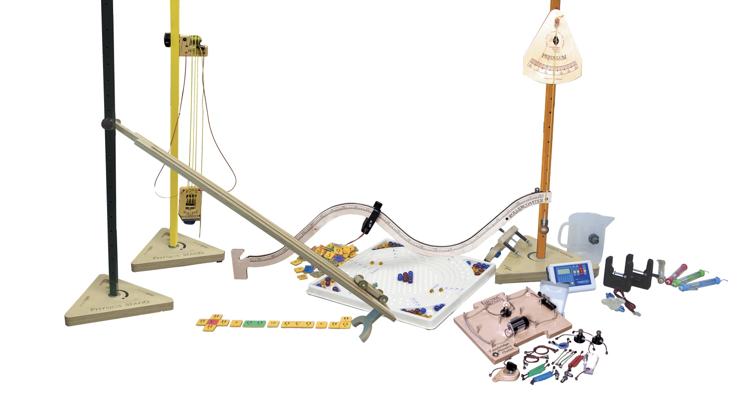 CPO Science Middle School Physical Science Equipment Kit