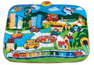 School Specialty Auditory Feedback Mats - My City - 49 x 43 inches