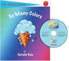Special Reads Special Needs So Many Colors Reading Book Set with CD