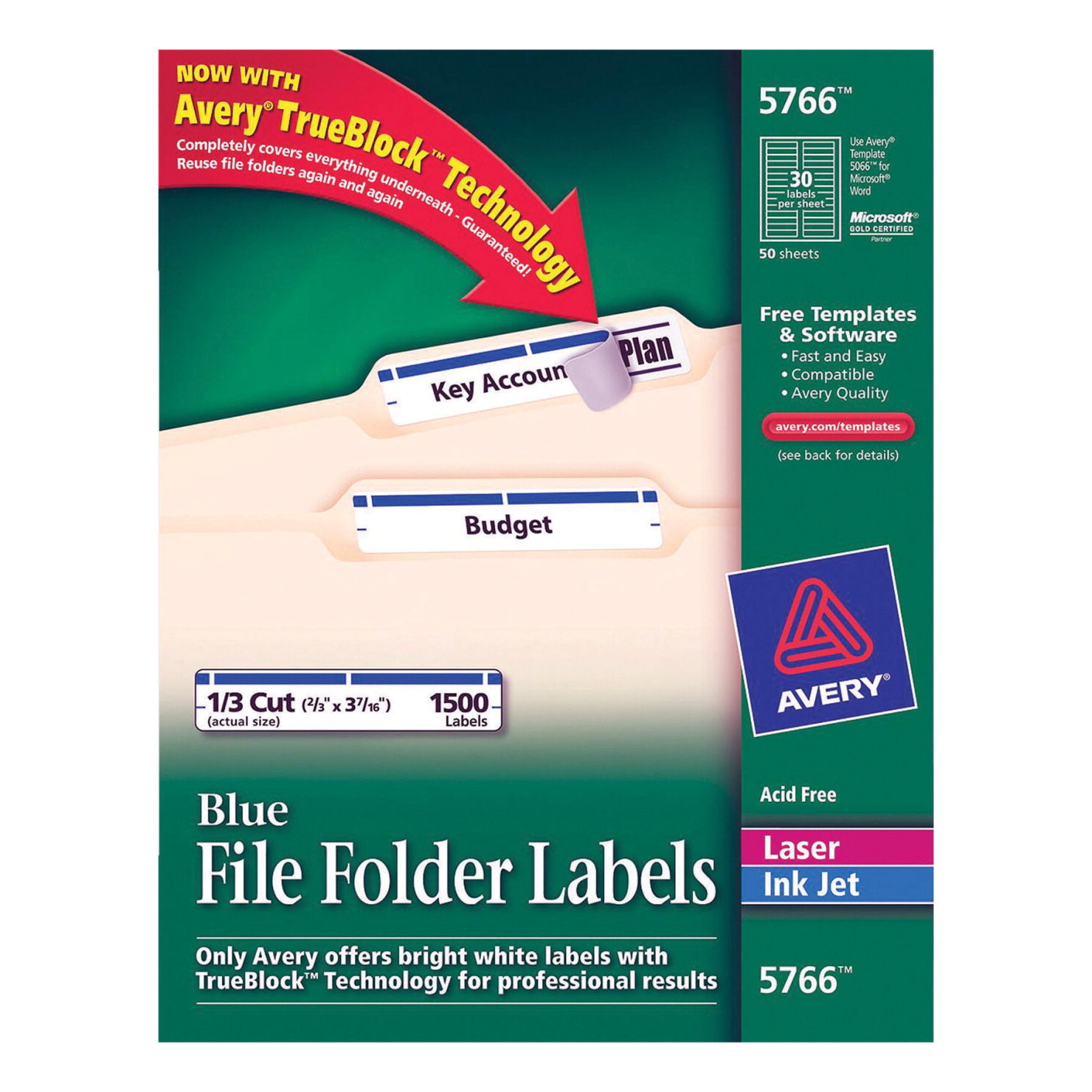 File Label Soar Life Products