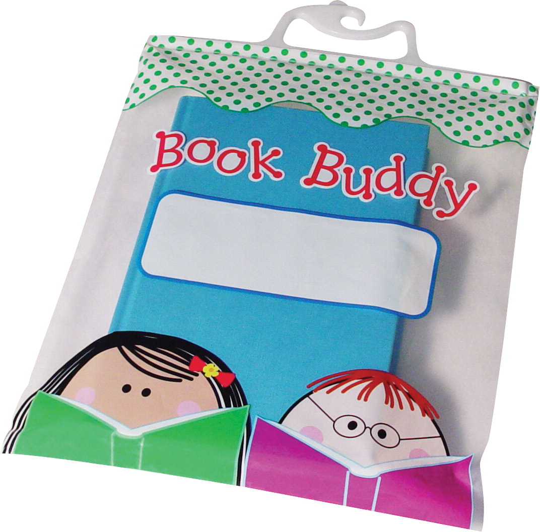 Creative Teaching Press Book Buddy Bags 10 1 2 X 12
