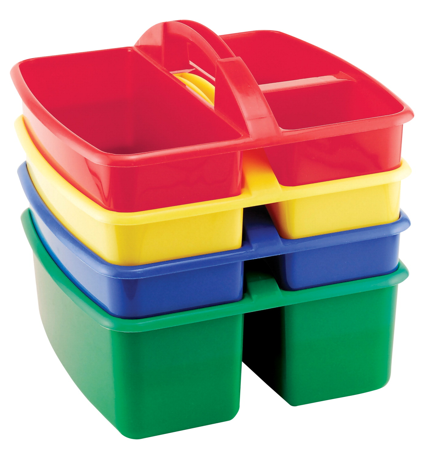 ECR4KIDS Art Caddy, Assorted Colors - SCHOOL SPECIALTY CANADA