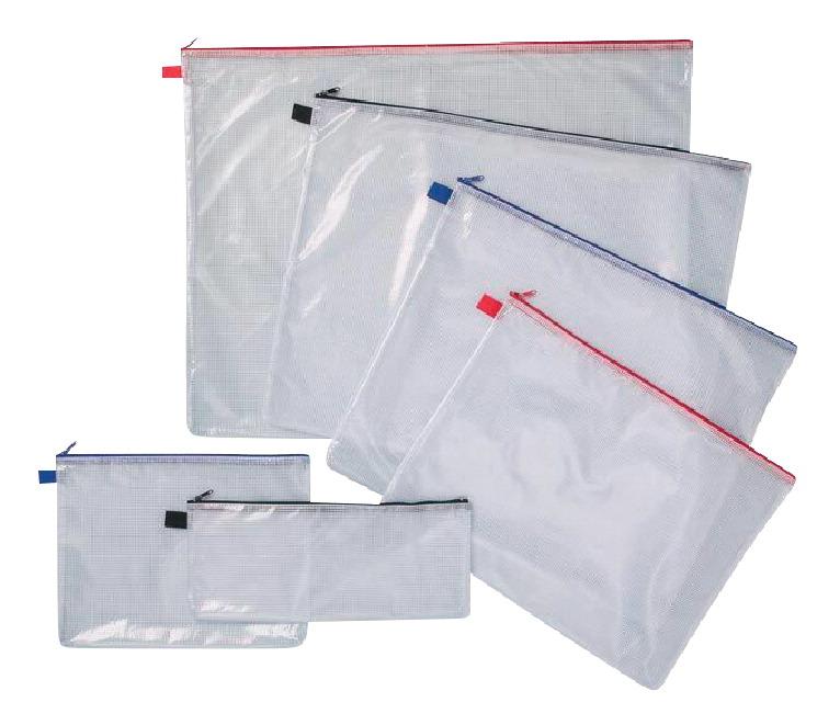 Alvin Zipper Bag Clear School Specialty Marketplace