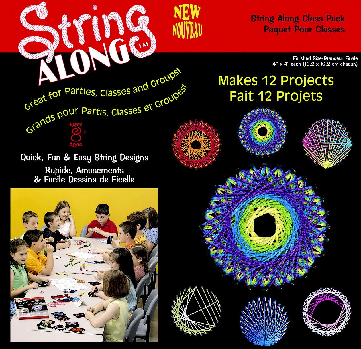 Janlynn String Art Classroom Pack School Specialty Marketplace