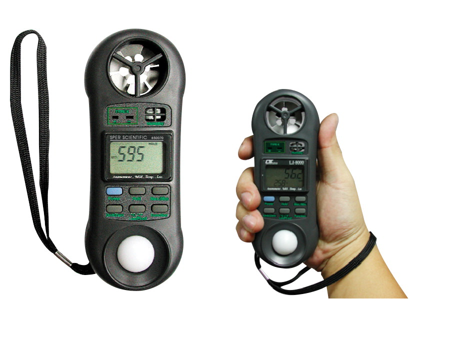 Sper Scientific Handheld Environmental Quality Meter