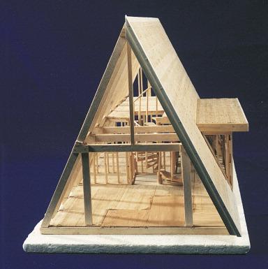 House Framing Kit Frey Scientific Amp Cpo Science