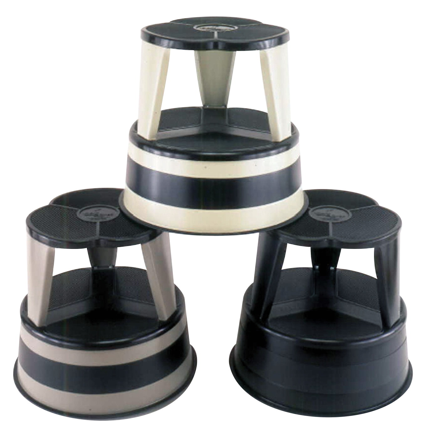 Fine Kik Step Step Stool With Caster 14 In Seat Steel Black Lamtechconsult Wood Chair Design Ideas Lamtechconsultcom