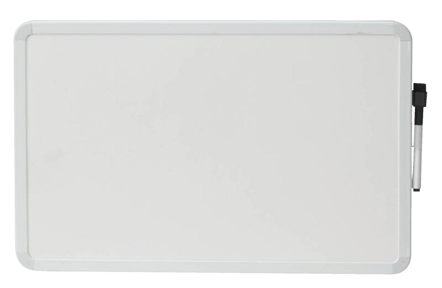 School Smart Dry Erase Board 11 X 17 Inches White Frame