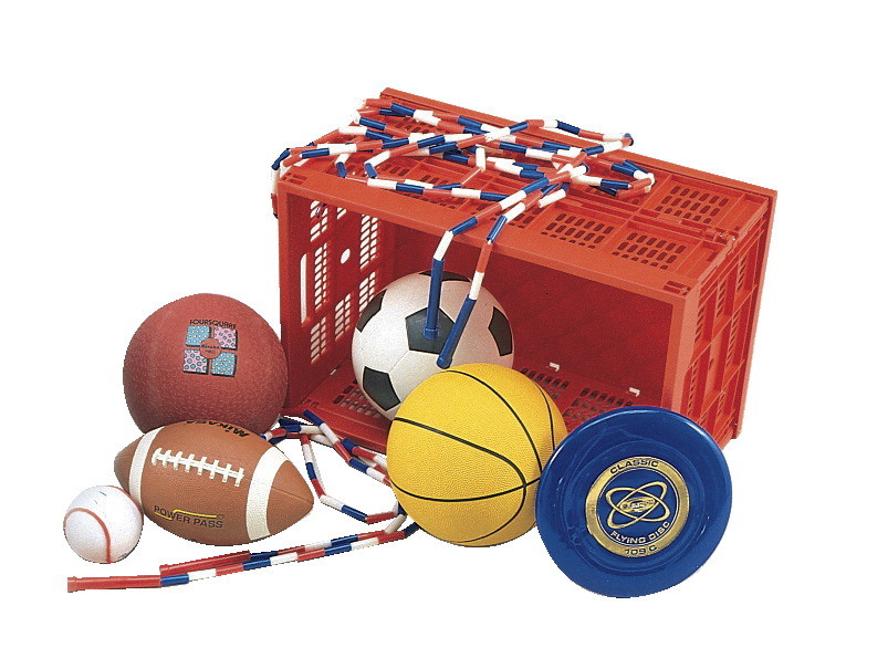 Sportime Physical Education Package, Fold Up Storage Case