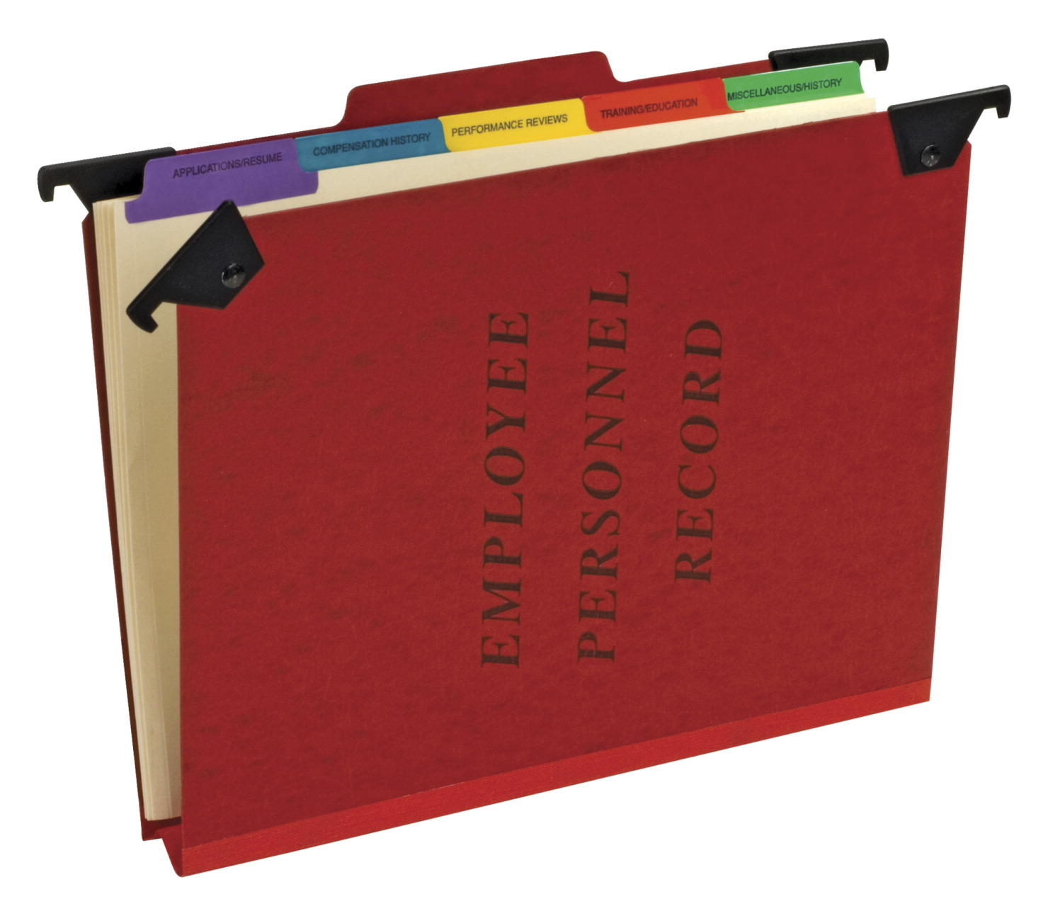 Pendaflex Hanging Folder, Red