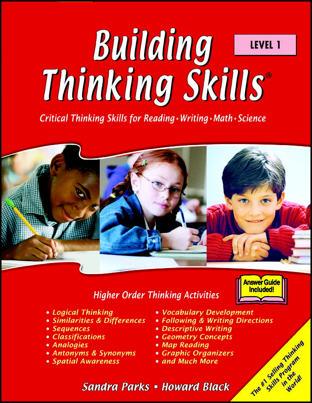 Building Thinking Skills Student Resource Grade 2-3 Grade Level 2-3