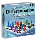 Differentiated Instruction Books, Differentiated Instruction Strategies, Differentiated Instruction Supplies, Item Number 1336724