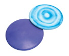 Abilitations Integrations Bean Filled Bitty Bottom Cushion Seat, 8 in L, PVC, Purple