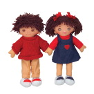 Dramatic Play Dolls, Role Play Doll Clothes, Item Number 1290671