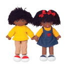 Dramatic Play Dolls, Role Play Doll Clothes, Item Number 1290670