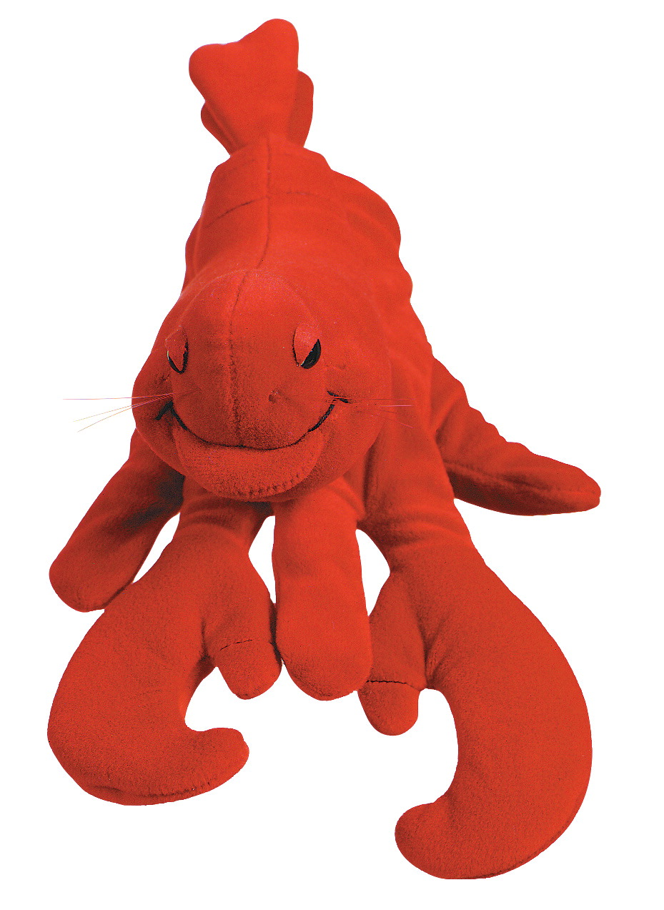 School Specialty Lobster Glove Puppet