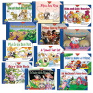 Bilingual Books, Language Learning, Bilingual Childrens Books Supplies, Item Number 1292182