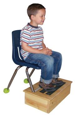 Wooden Footrest School Specialty Marketplace