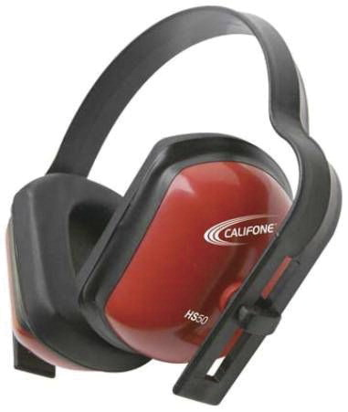 Califone Hearing Safe Hearing Protector Ear Muffs HS50