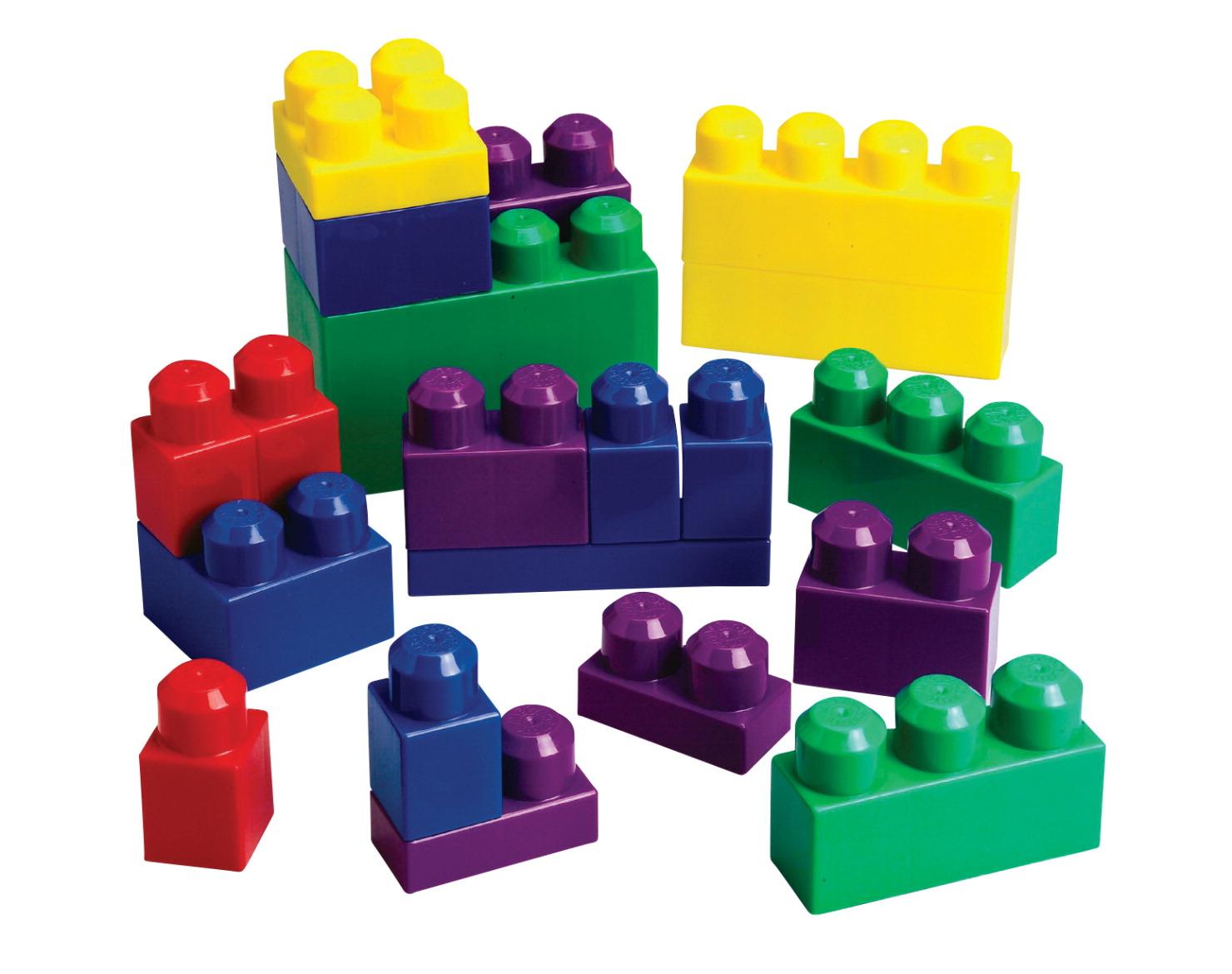 Interlocking Building Brick Set School Specialty Marketplace