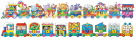 Floor Puzzles, Foam Floor Puzzle, Floor Puzzles for Kids Supplies, Item Number 1303901