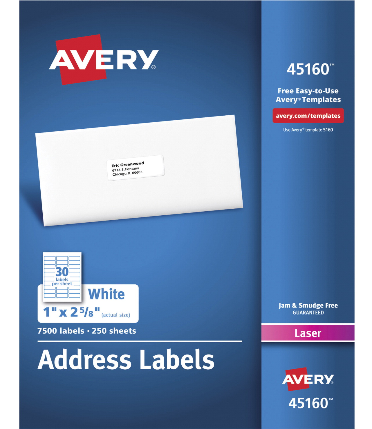 address label soar life products