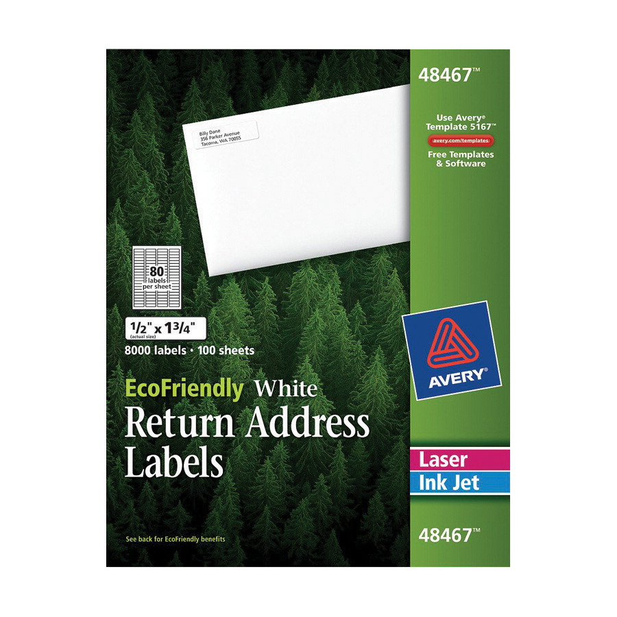 mailing label soar life products