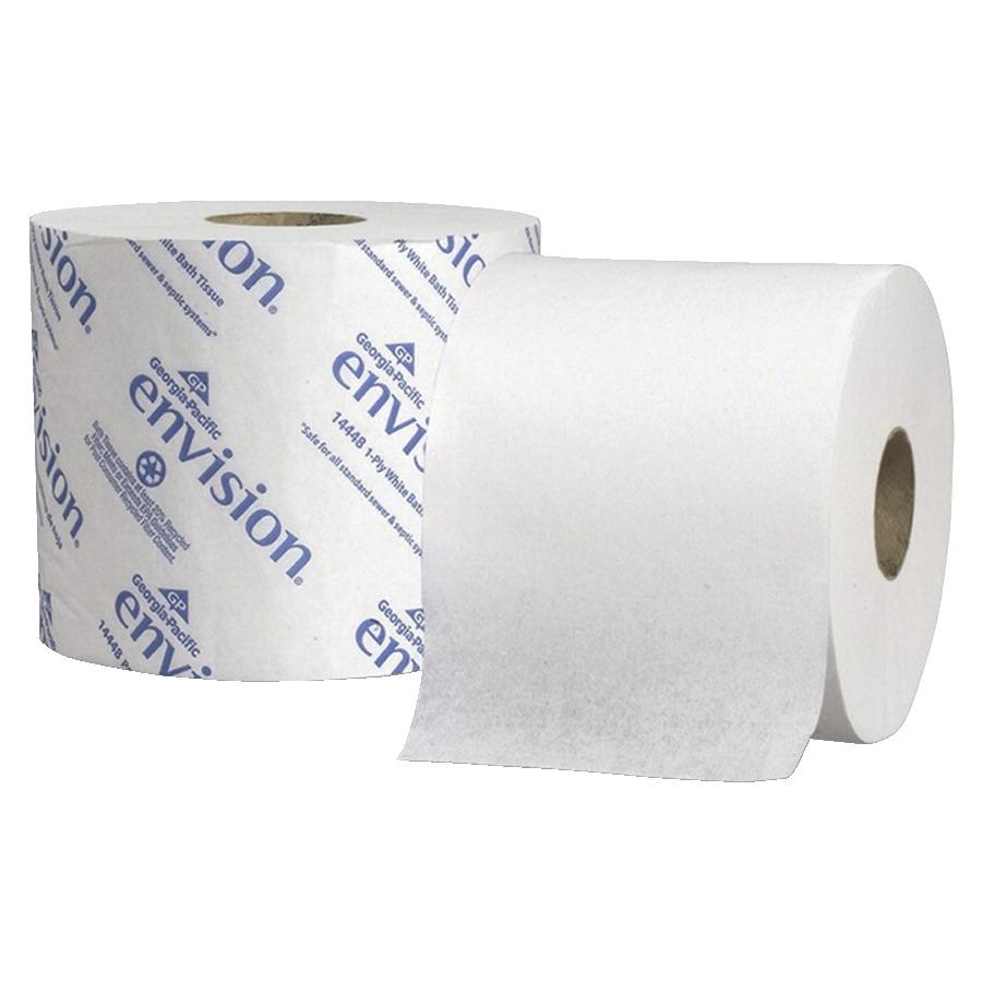 Georgia Pacific Bathroom Tissue 1000 Sheets 4 1 20 In L X 3