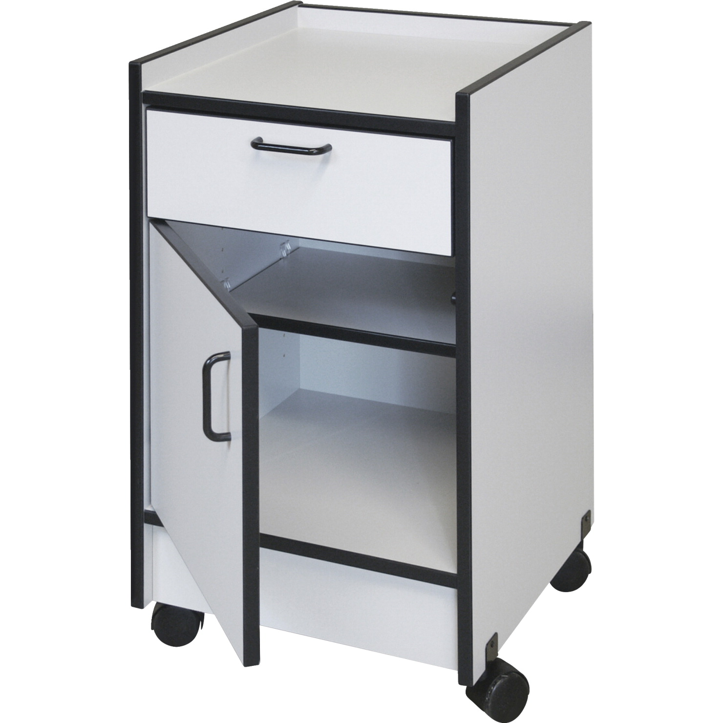 Mobile cart school specialty marketplace for Hausmann mobel
