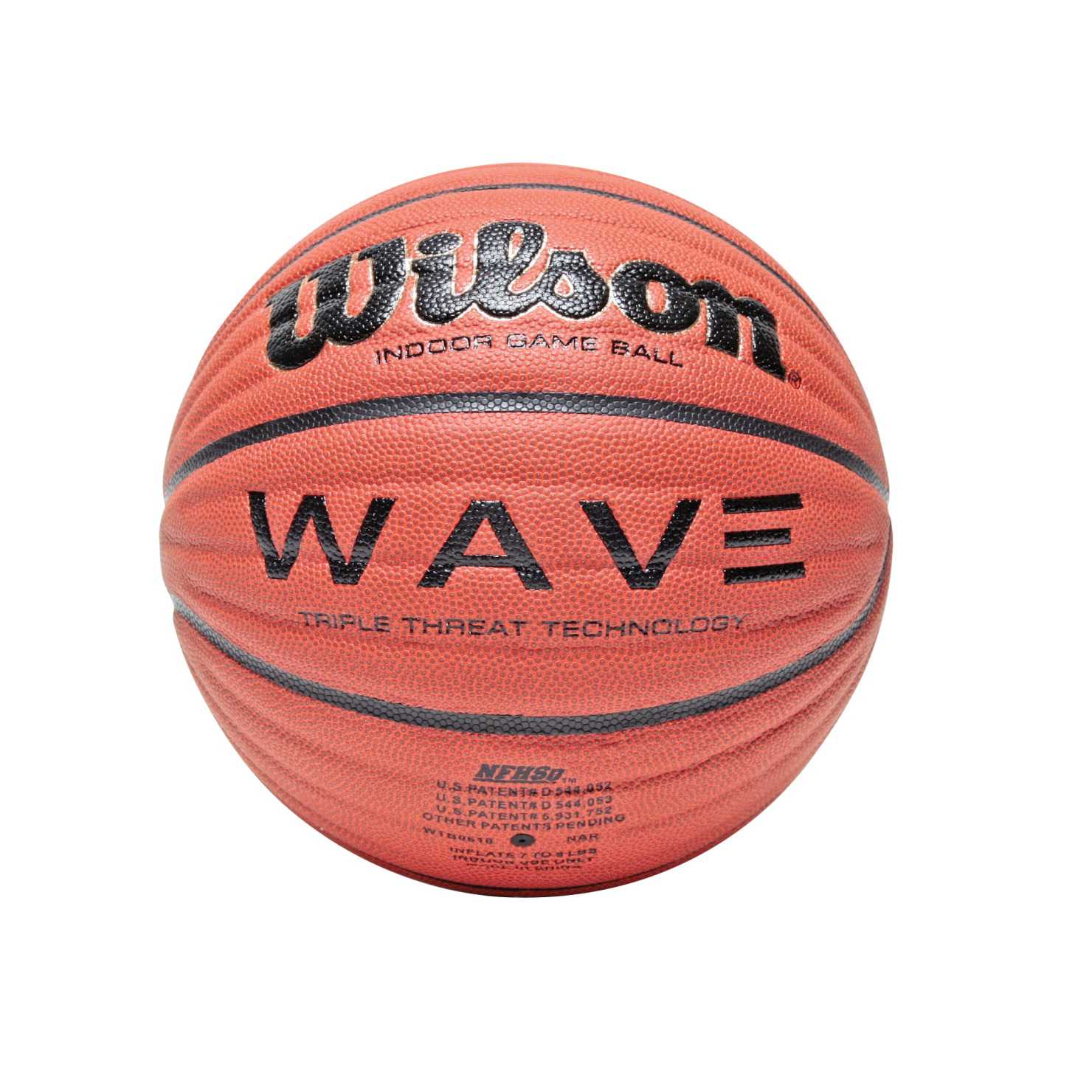 Wilson Wave Men S 29 1 2 In Composite Leather Basketball