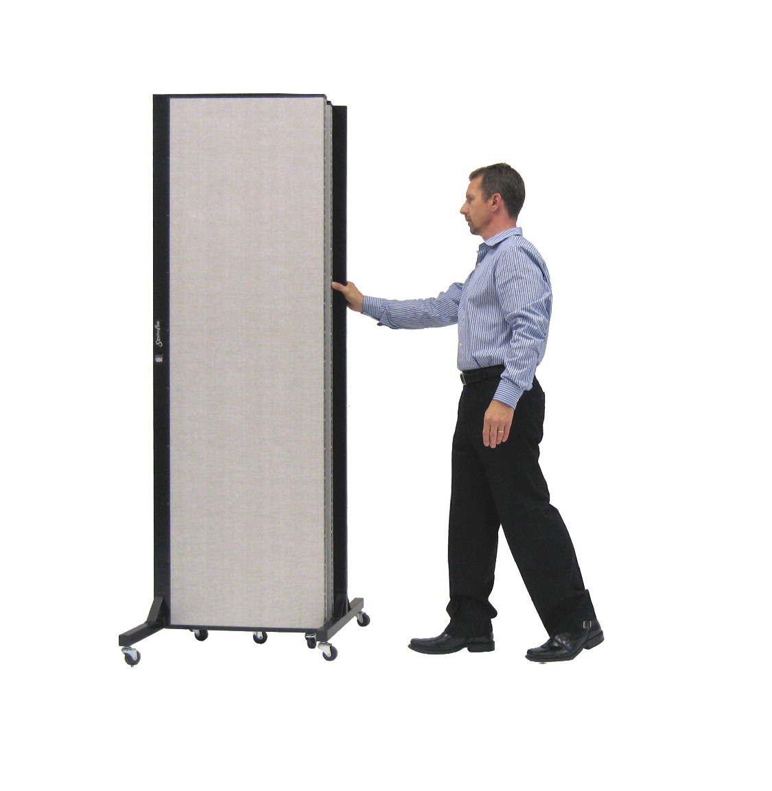 Screenflex Simplex Light Duty Room Divider 3 Panels 5 Feet 9 Inches X 6 Various Options