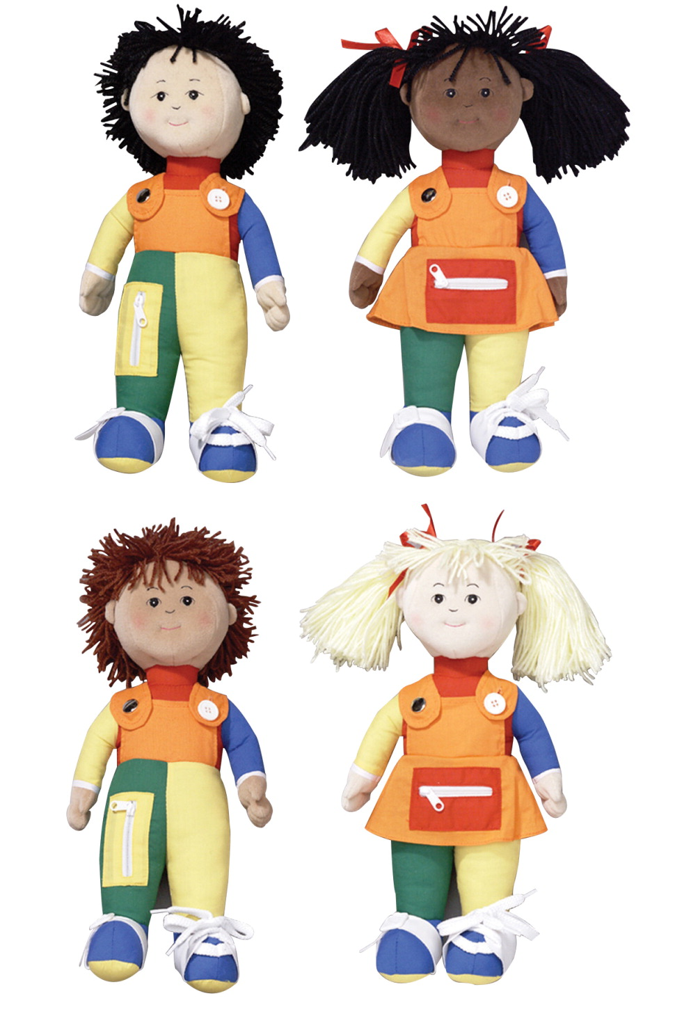 Childrens Factory Doll Set - SCHOOL SPECIALTY MARKETPLACE