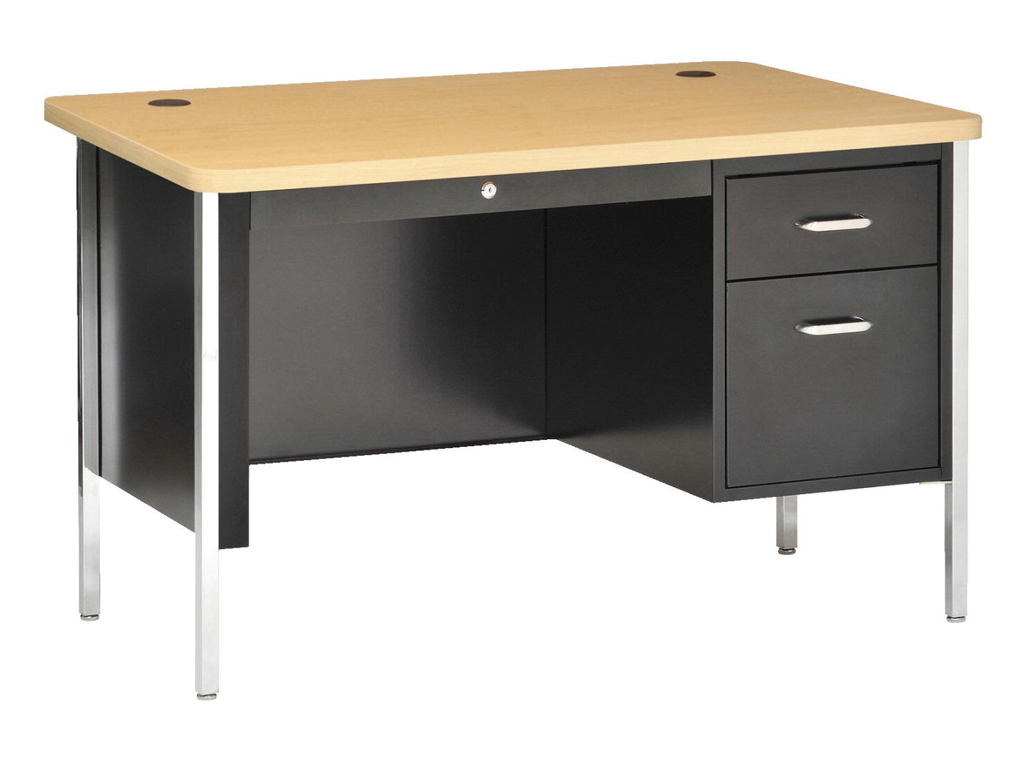 Single Pedestal Desk School Specialty Marketplace