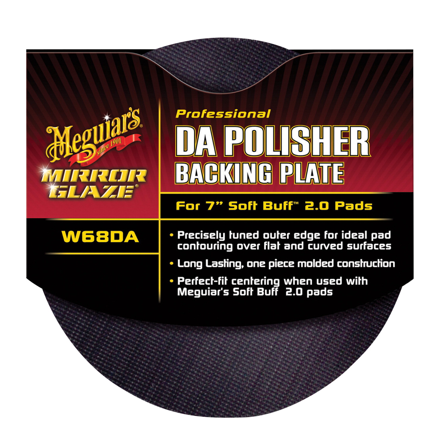 Meguiars Soft Buff/Backing Plate