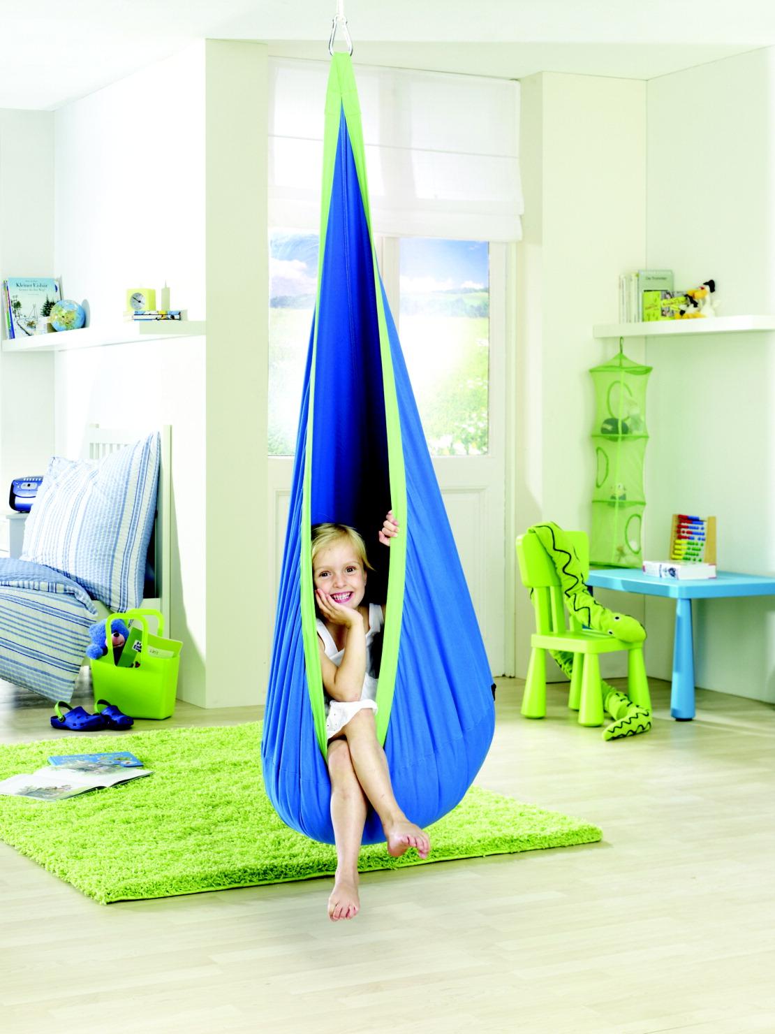 Hammock swing school specialty marketplace for Fabric hammock chair swing