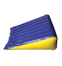 Abilitations Light-Weight Inflatable Wedge, 48 x 48 x 12 Inches, Vinyl